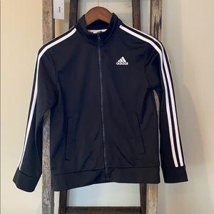 It's Adidas jacket